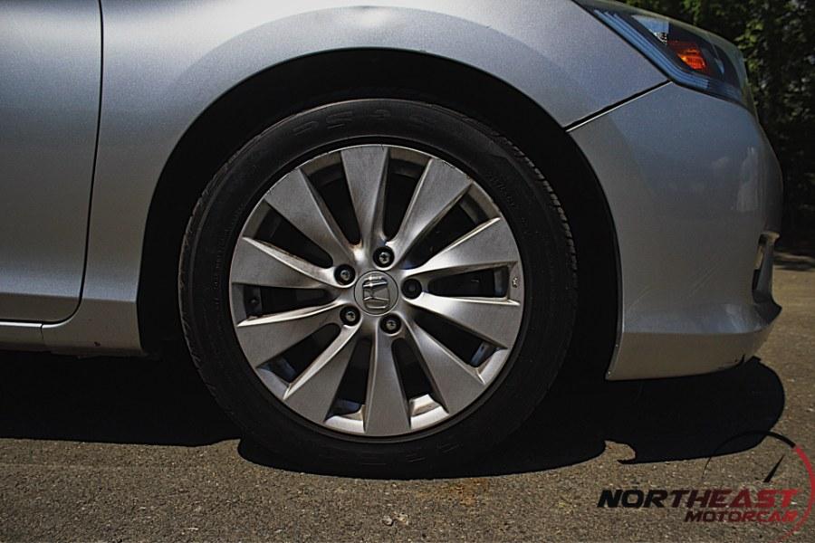 Used Honda Accord Sedan 4dr I4 CVT EX-L w/Navi 2015   Northeast Motor Car. Hamden, Connecticut