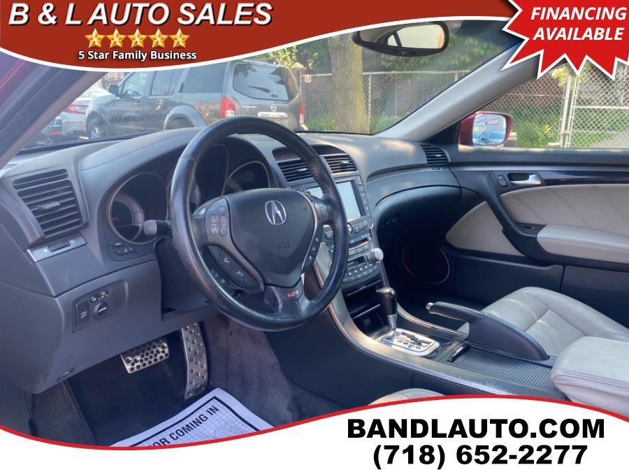 Used Acura TL 4dr Sedan Type-S 2007   B & L Auto Sales LLC. Bronx, New York