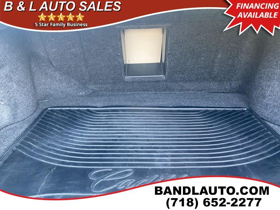 Used Cadillac DTS 4dr Sedan Premium Collection 2011 | B & L Auto Sales LLC. Bronx, New York