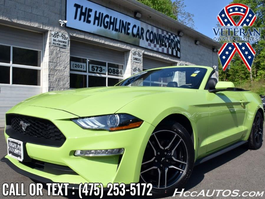 Used 2020 Ford Mustang in Waterbury, Connecticut | Highline Car Connection. Waterbury, Connecticut
