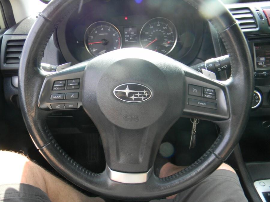 Used Subaru XV Crosstrek 5dr Auto 2.0i Limited 2013 | M&M Vehicles Inc dba Central Motors. Southborough, Massachusetts