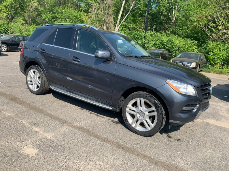 Used 2015 Mercedes-Benz M-Class in Raynham, Massachusetts | J & A Auto Center. Raynham, Massachusetts