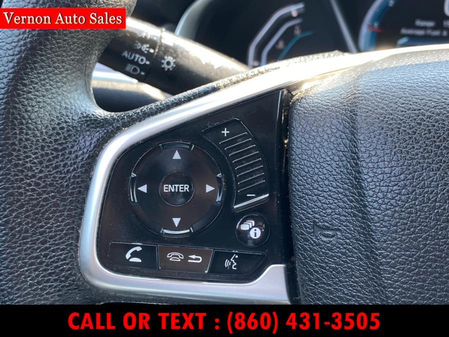 Used Honda Civic Sedan 4dr CVT EX 2016 | Vernon Auto Sale & Service. Manchester, Connecticut