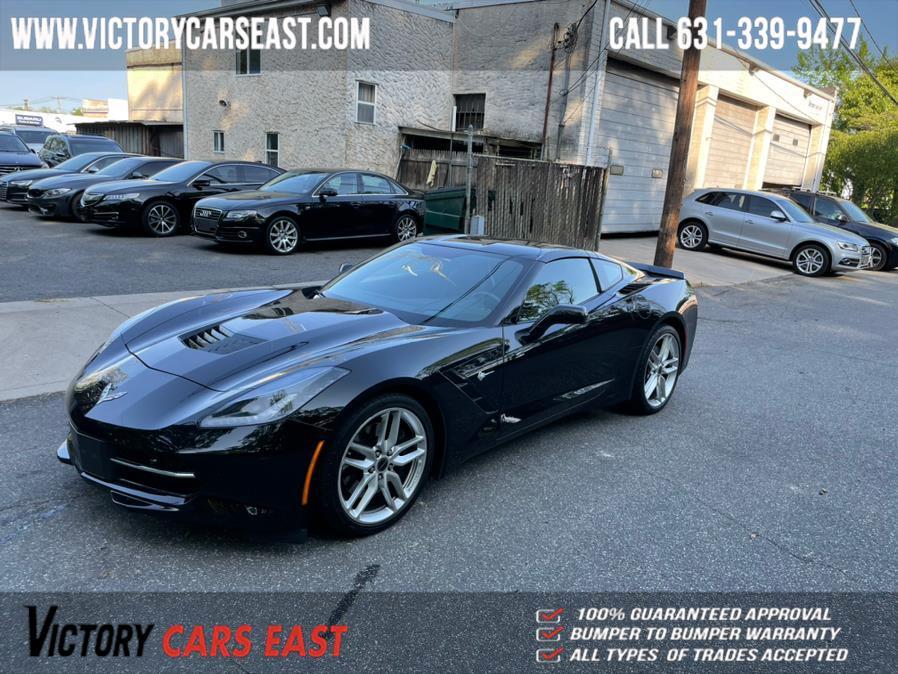 Used Chevrolet Corvette 2dr Stingray Z51 Cpe w/2LT 2019 | Victory Cars East LLC. Huntington, New York