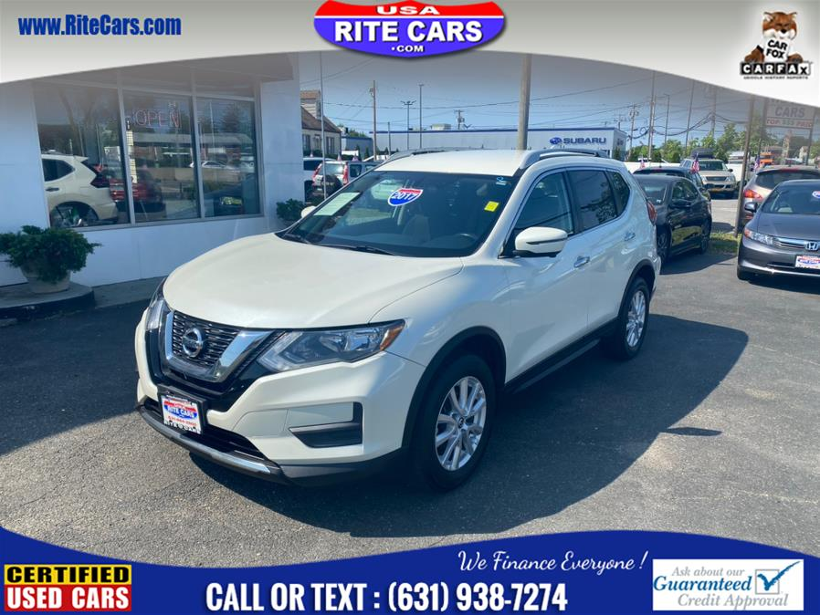 Used 2017 Nissan Rogue in Lindenhurst, New York | Rite Cars, Inc. Lindenhurst, New York