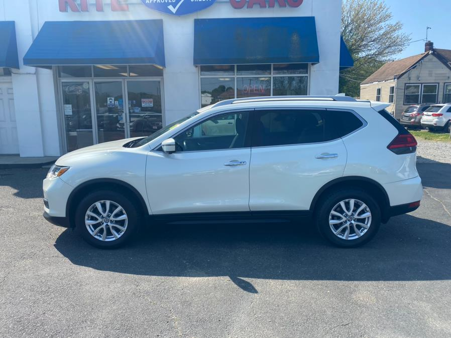 Used Nissan Rogue AWD SV WITH TECH PACKAGE 2017 | Rite Cars, Inc. Lindenhurst, New York