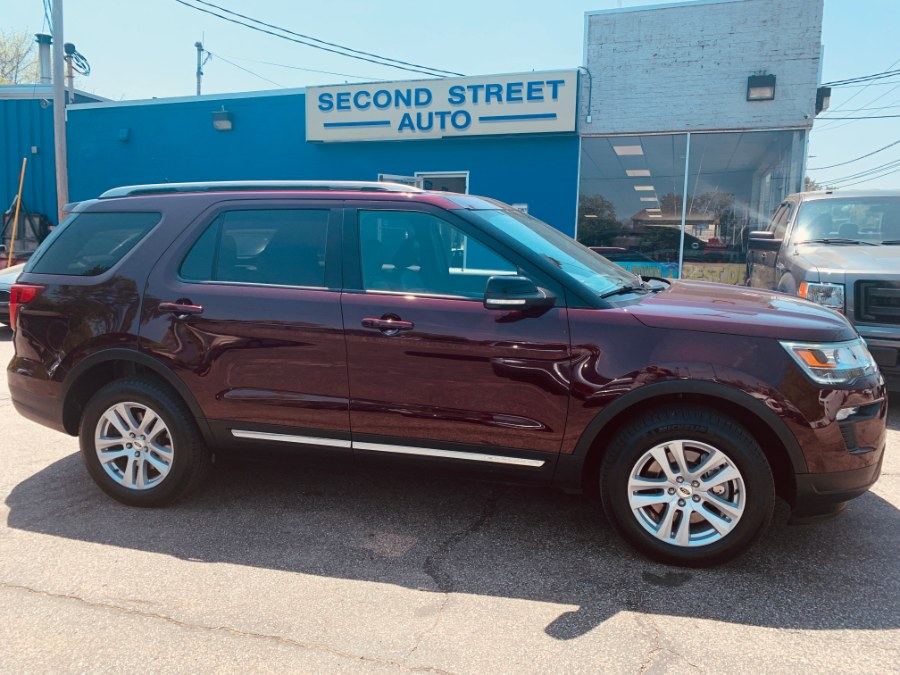 Used 2018 Ford Explorer in Manchester, New Hampshire | Second Street Auto Sales Inc. Manchester, New Hampshire