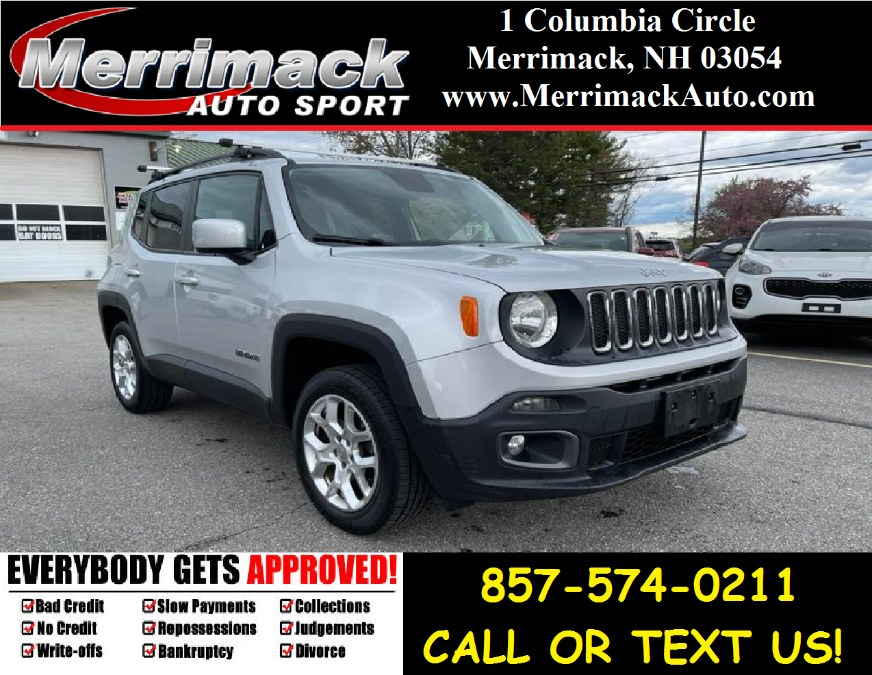 Used 2015 Jeep Renegade in Merrimack, New Hampshire | Merrimack Autosport. Merrimack, New Hampshire