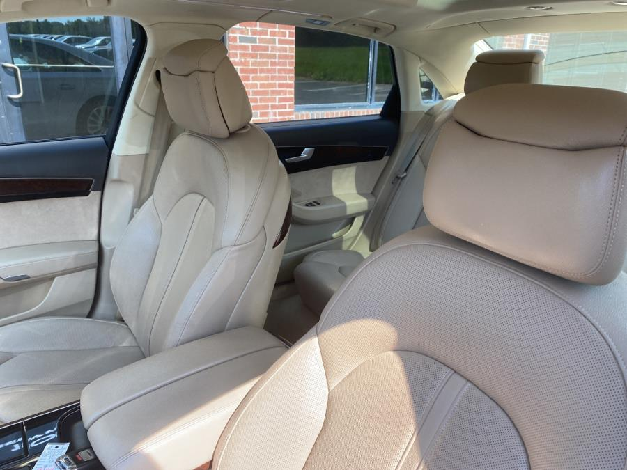 Used Audi A8 L 4dr Sdn 4.0L 2013 | Newfield Auto Sales. Middletown, Connecticut