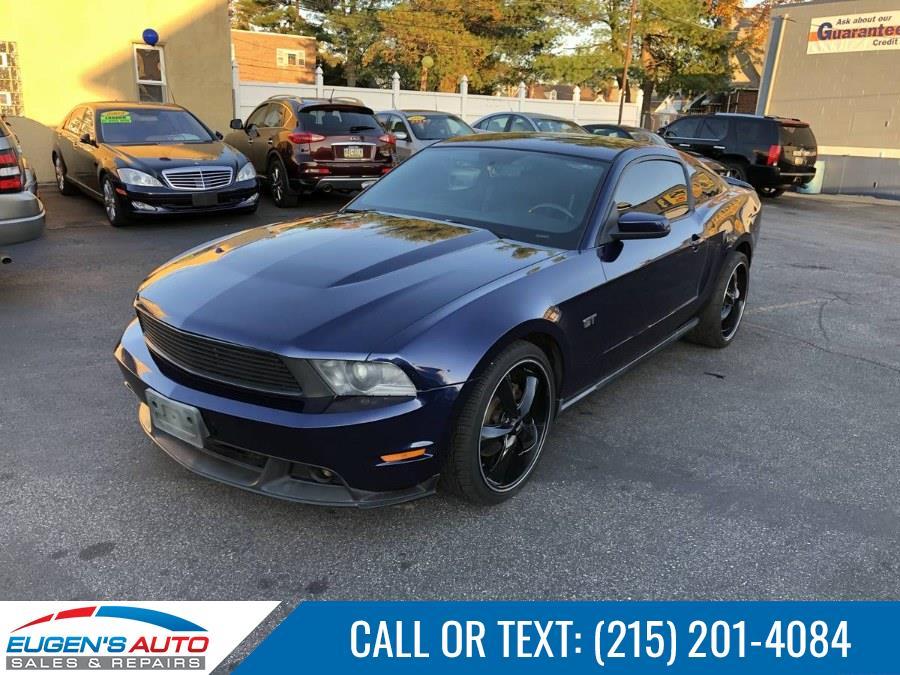 Used 2010 Ford Mustang in Philadelphia, Pennsylvania | Eugen's Auto Sales & Repairs. Philadelphia, Pennsylvania