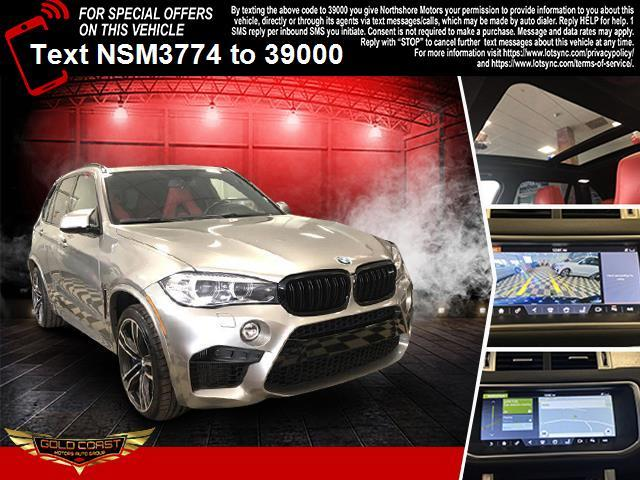 Used BMW X5 M Sports Activity Vehicle 2018 | Sunrise Auto Outlet. Amityville, New York