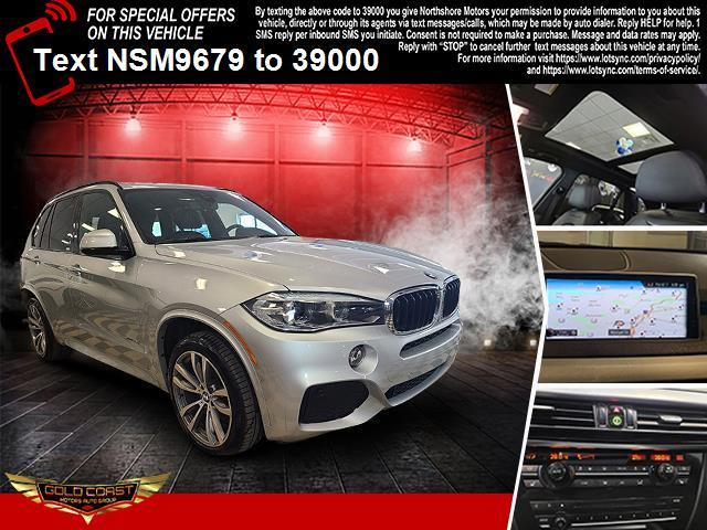 Used BMW X5 xDrive35i Sports Activity Vehicle 2017 | Sunrise Auto Outlet. Amityville, New York