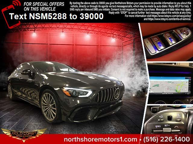 Used Mercedes-Benz AMG GT AMG GT 63 4-Door Coupe 2019 | Sunrise Auto Outlet. Amityville, New York