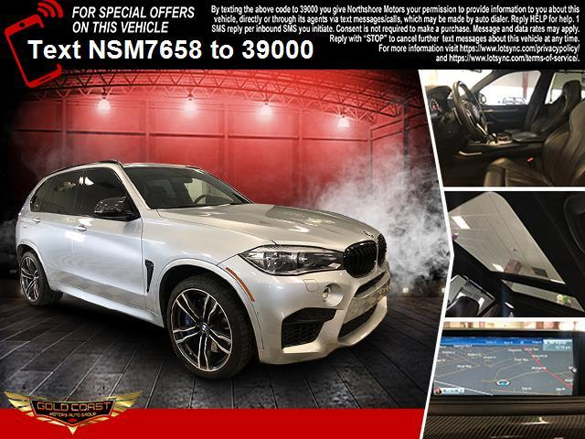 Used BMW X5 M AWD 4dr 2016   Sunrise Auto Outlet. Amityville, New York