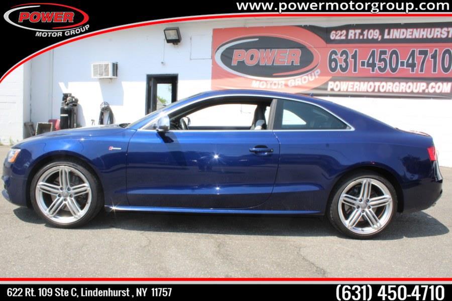 Used Audi S5 2dr Cpe Auto Prestige 2014 | Power Motor Group. Lindenhurst, New York