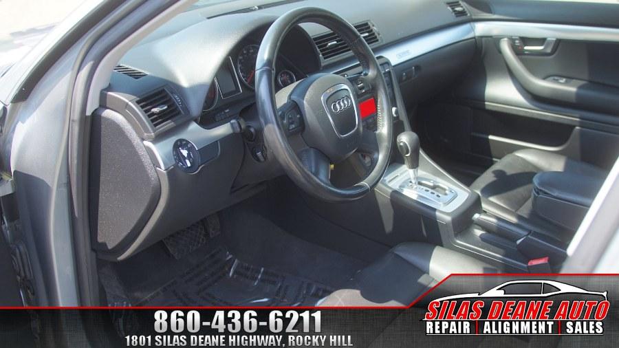 Used Audi A4 4dr Sdn Auto SE 2.0T quattro 2008 | Silas Deane Auto LLC. Rocky Hill , Connecticut