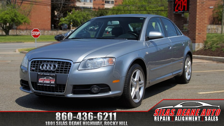 Used 2008 Audi A4 in Rocky Hill , Connecticut | Silas Deane Auto LLC. Rocky Hill , Connecticut