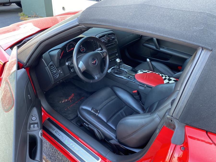 Used Chevrolet Corvette 2dr Conv Z16 Grand Sport w/1LT 2010 | Village Auto Sales. Milford, Connecticut