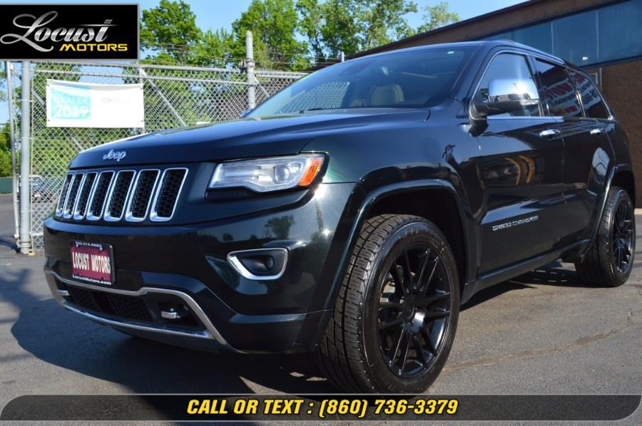 Used 2014 Jeep Grand Cherokee in Hartford, Connecticut | Locust Motors LLC. Hartford, Connecticut