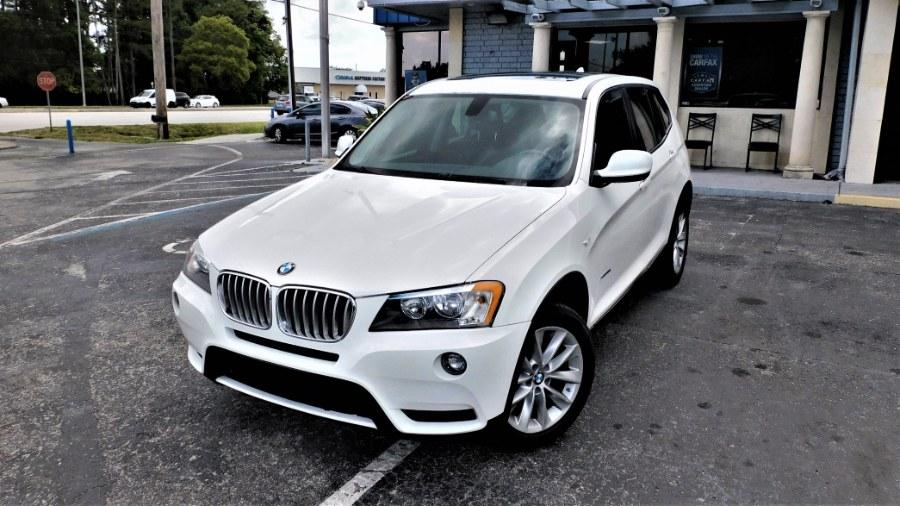 Used 2013 BMW X3 in Winter Park, Florida | Rahib Motors. Winter Park, Florida