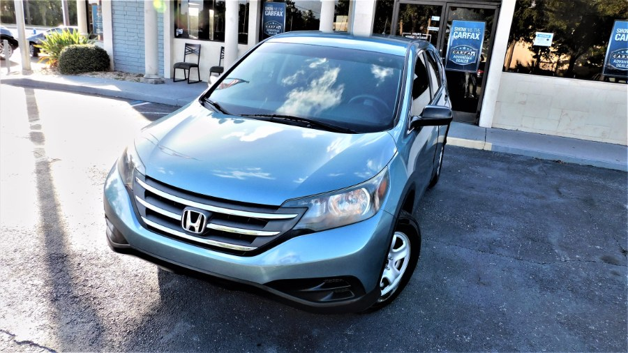 Used 2013 Honda CR-V in Winter Park, Florida | Rahib Motors. Winter Park, Florida