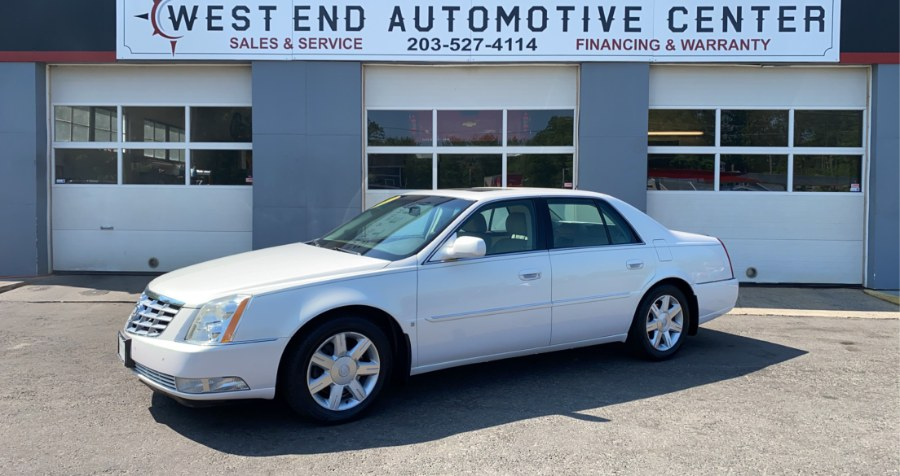 Used 2006 Cadillac DTS in Waterbury, Connecticut | West End Automotive Center. Waterbury, Connecticut