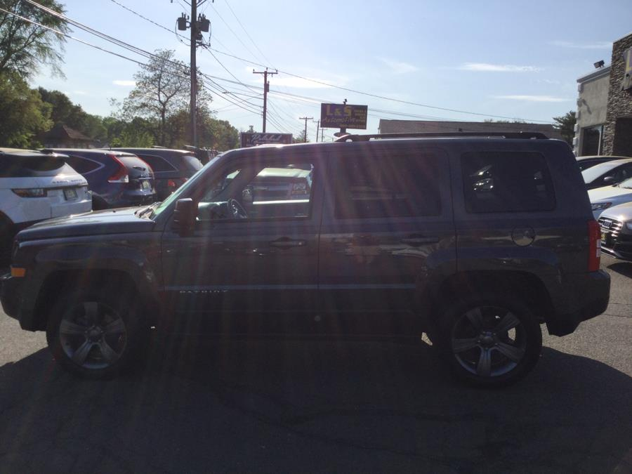 Used Jeep Patriot 4WD 4dr High Altitude Edition 2015 | L&S Automotive LLC. Plantsville, Connecticut