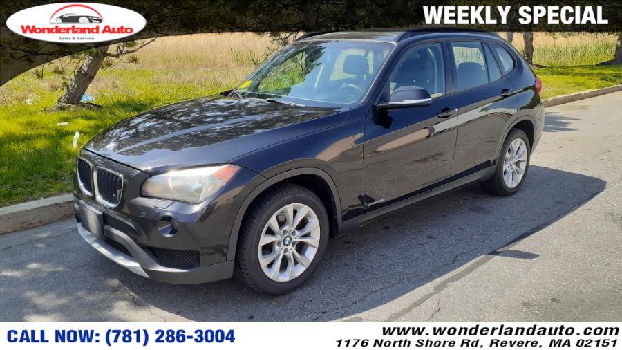 Used 2013 BMW X1 in Revere, Massachusetts | Wonderland Auto. Revere, Massachusetts