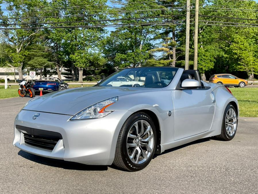 Used Nissan 370Z 2dr Roadster Auto Touring 2010 | Mike And Tony Auto Sales, Inc. South Windsor, Connecticut