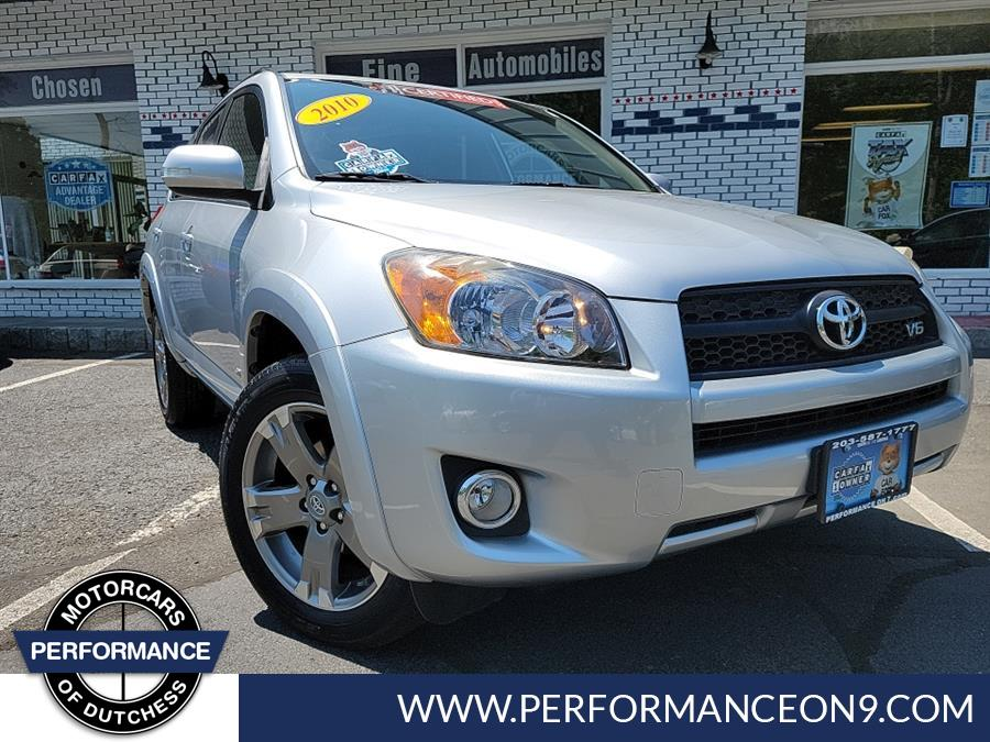 Used 2010 Toyota RAV4 in Wappingers Falls, New York | Performance Motorcars Inc. Wappingers Falls, New York