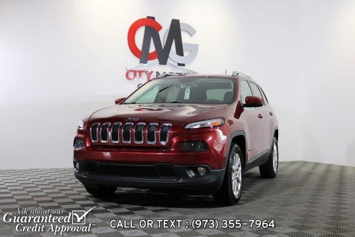 Used 2014 Jeep Cherokee in Haskell, New Jersey | City Motor Group Inc.. Haskell, New Jersey