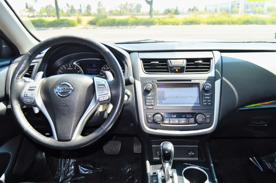 Used Nissan Altima 3.5 SL Sedan 2017 | Fusion Motors Inc. Moreno Valley, California