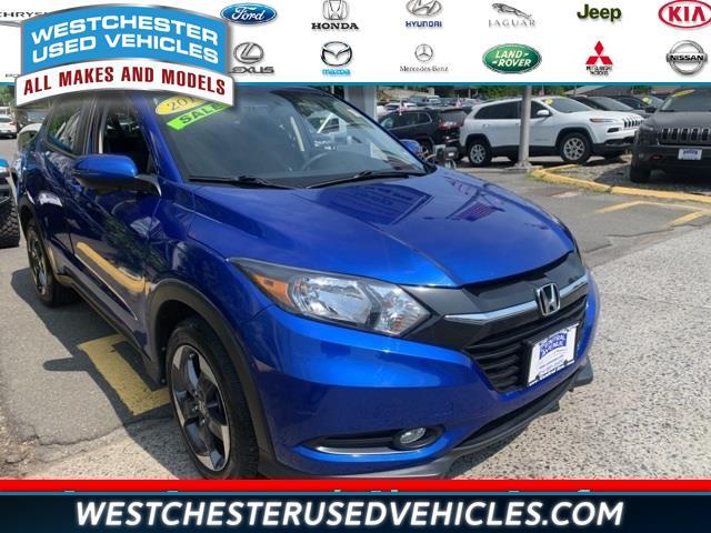 Used 2018 Honda Hr-v in White Plains, New York | Westchester Used Vehicles. White Plains, New York