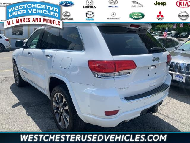 Used Jeep Grand Cherokee Overland 2018 | Westchester Used Vehicles. White Plains, New York