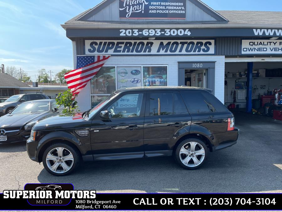 Used 2012 Land Rover Range Rover HSE LUXSport in Milford, Connecticut | Superior Motors LLC. Milford, Connecticut