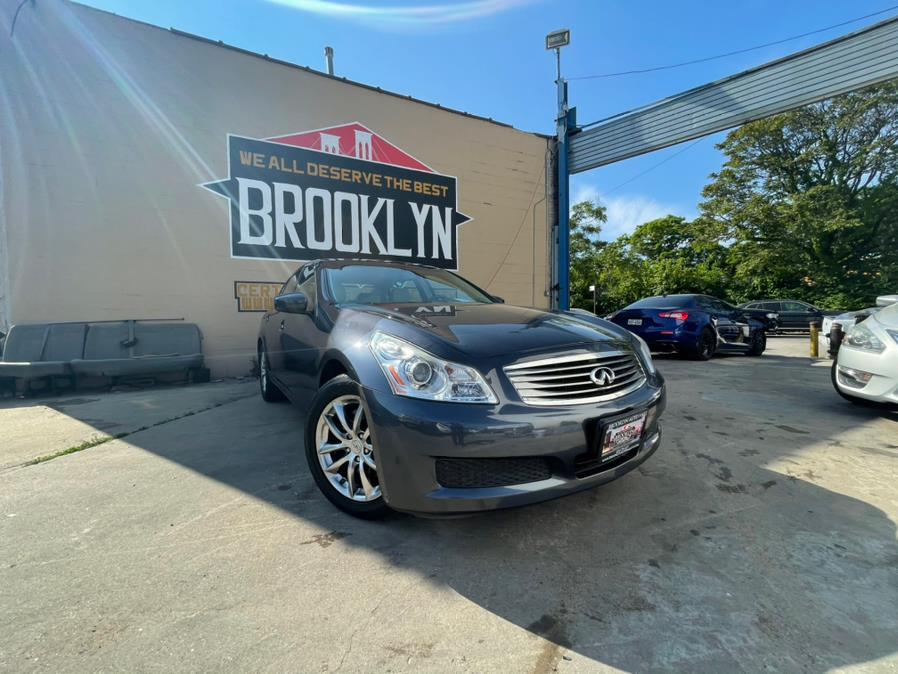 Used 2009 Infiniti G37 Sedan in Brooklyn, New York | Brooklyn Auto Mall LLC. Brooklyn, New York