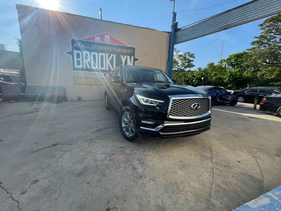 Used 2018 INFINITI QX80 in Brooklyn, New York | Brooklyn Auto Mall LLC. Brooklyn, New York