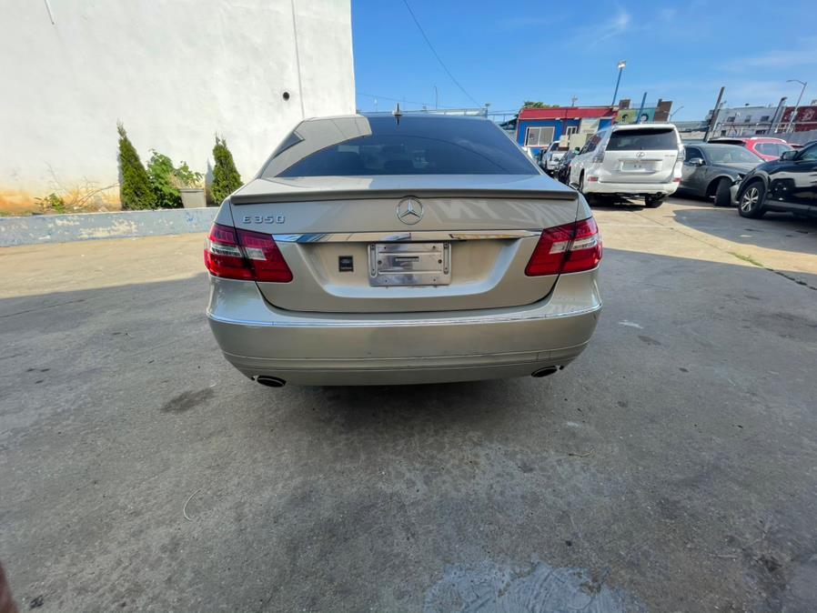 Used Mercedes-Benz E-Class 4dr Sdn E350 Sport RWD 2010 | Brooklyn Auto Mall LLC. Brooklyn, New York