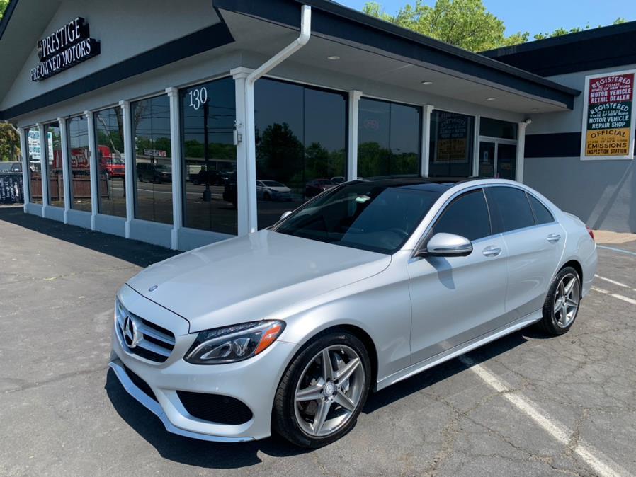 Used 2016 Mercedes-Benz C-Class in New Windsor, New York | Prestige Pre-Owned Motors Inc. New Windsor, New York