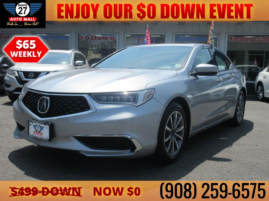 Used 2019 Acura TLX in Linden, New Jersey | Route 27 Auto Mall. Linden, New Jersey