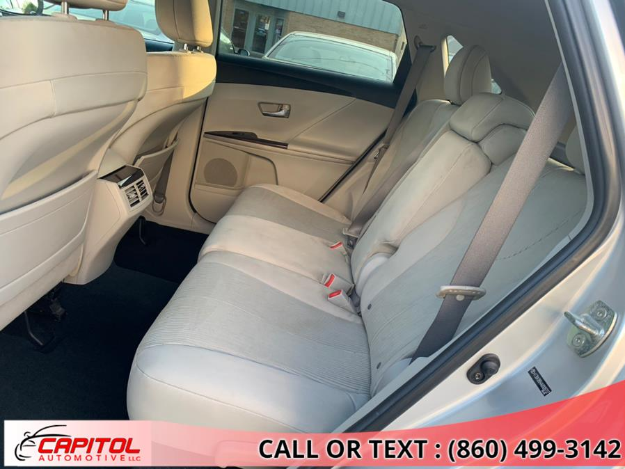 Used Toyota Venza 4dr Wgn I4 AWD 2010   Capitol Automotive 2 LLC. Manchester, Connecticut