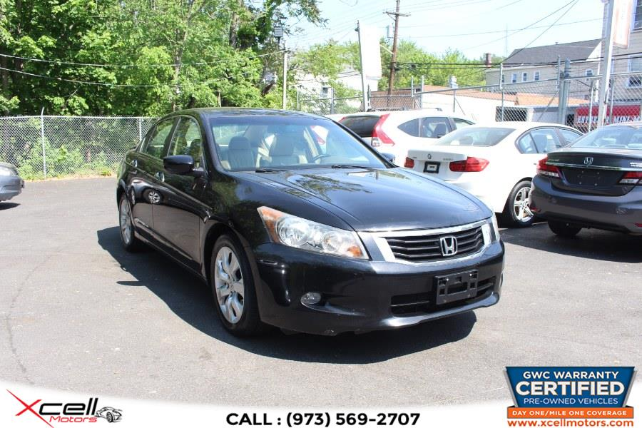 Used 2009 Honda Accord EX-L in Paterson, New Jersey | Xcell Motors LLC. Paterson, New Jersey