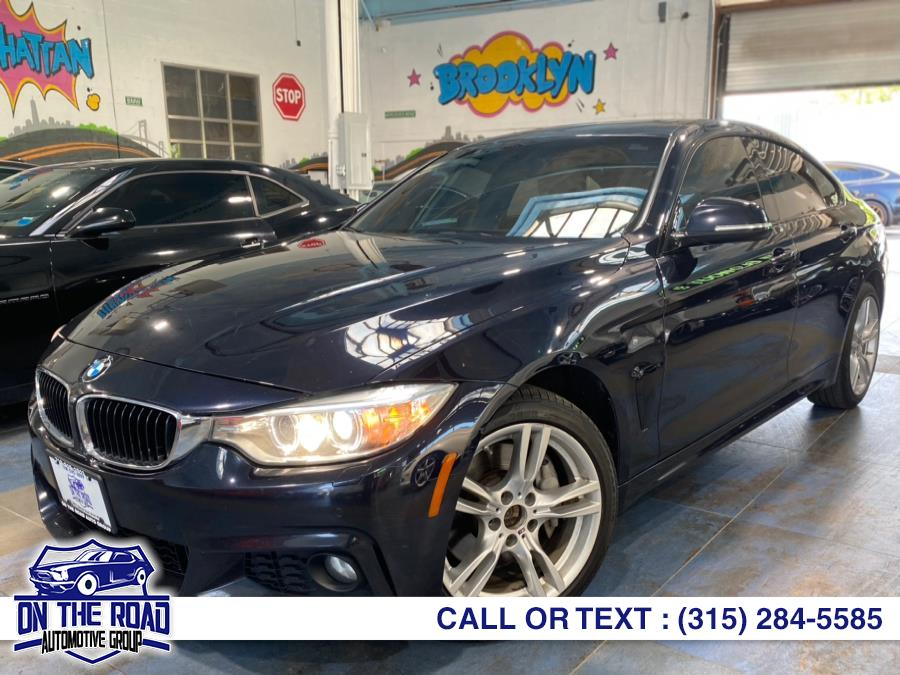 Used BMW 4 Series 4dr Sdn 428i xDrive AWD Gran Coupe SULEV 2016   On The Road Automotive Group Inc. Bronx, New York