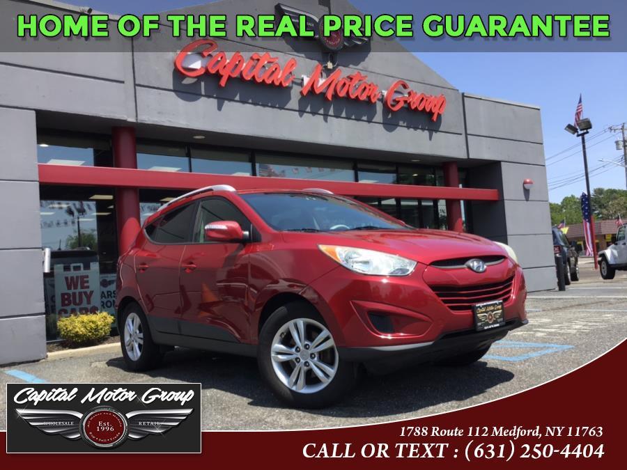 Used 2012 Hyundai Tucson in Medford, New York | Capital Motor Group Inc. Medford, New York