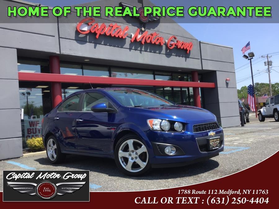Used 2014 Chevrolet Sonic in Medford, New York | Capital Motor Group Inc. Medford, New York