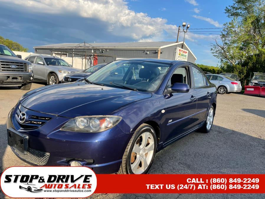 Used 2006 Mazda Mazda3 in East Windsor, Connecticut | Stop & Drive Auto Sales. East Windsor, Connecticut