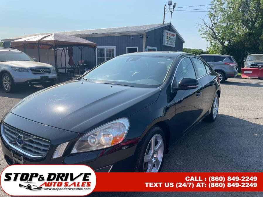 Used 2013 Volvo S60 in East Windsor, Connecticut | Stop & Drive Auto Sales. East Windsor, Connecticut