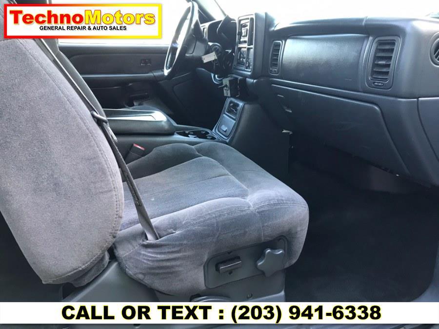 "Used Chevrolet Silverado 2500HD Ext Cab 143.5"" WB 4WD LT 2001   Techno Motors . Danbury , Connecticut"