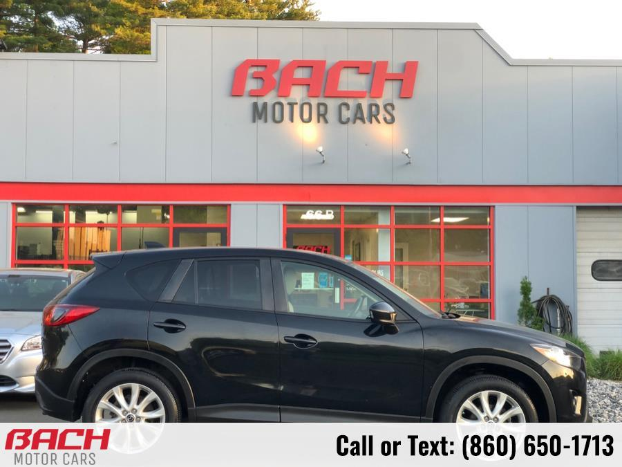 Used Mazda CX-5 AWD 4dr Auto Grand Touring 2014 | Bach Motor Cars. Canton , Connecticut