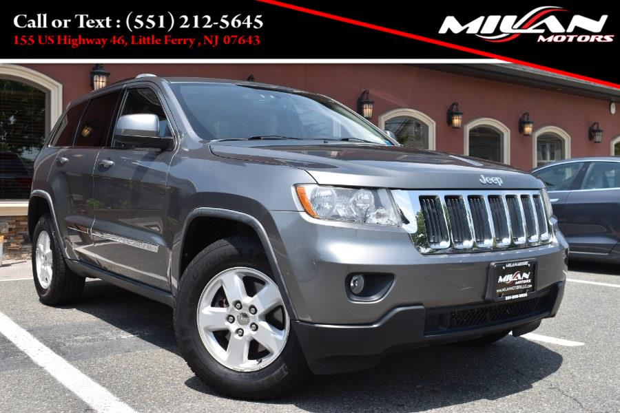 Used Jeep Grand Cherokee 4WD 4dr Laredo 2012   Milan Motors. Little Ferry , New Jersey